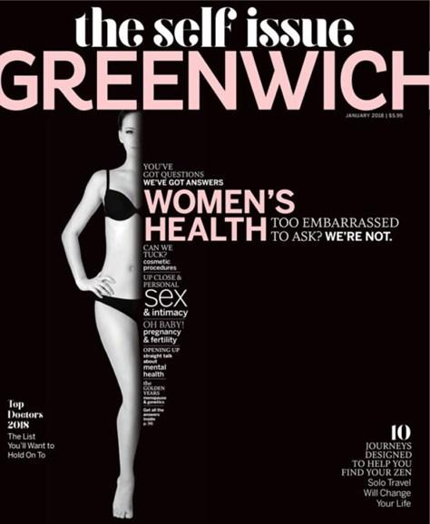 Greenwich Cover - 1/1/2018