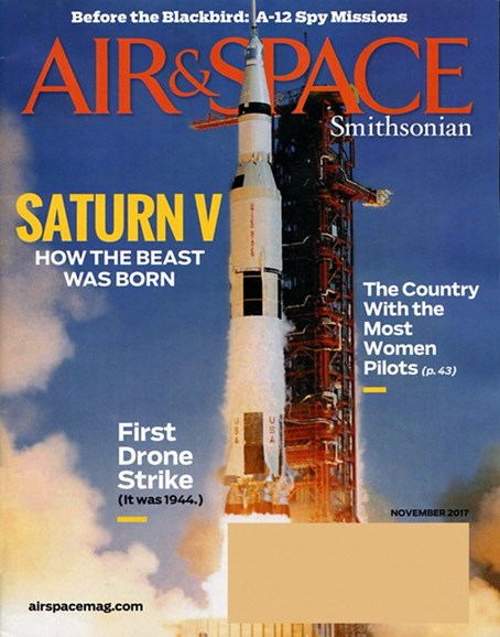 Air & Space Cover - 11/1/2017