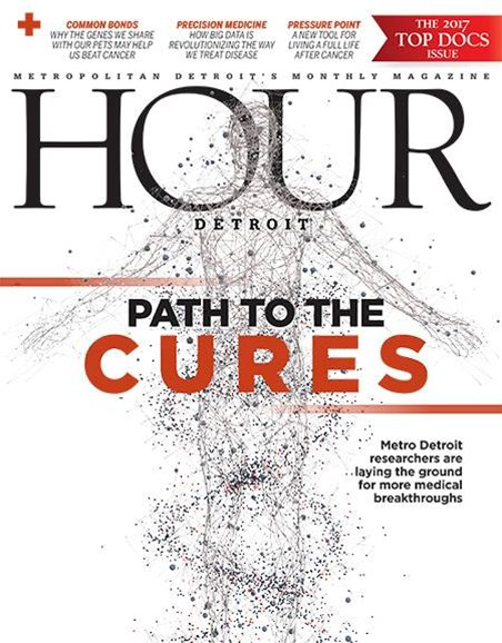 Hour Detroit Cover - 10/1/2017