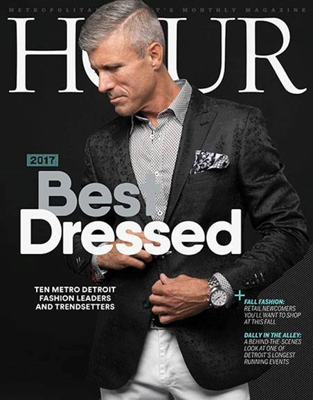 Hour Detroit Cover - 9/1/2017