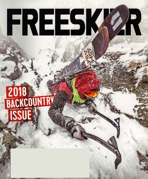 Freeskier Cover - 12/1/2017
