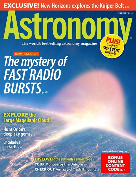 Astronomy Cover - 2/1/2018