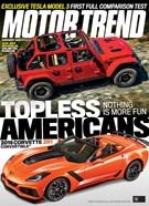 Motor Trend Magazine 2/1/2018