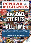Popular Mechanics Magazine 1/1/2018