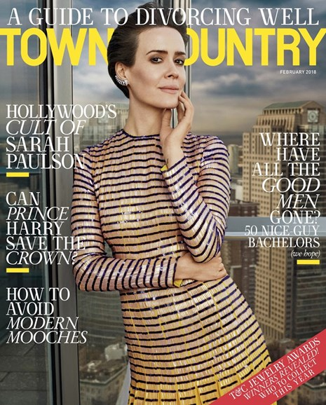 Town & Country Cover - 2/1/2018