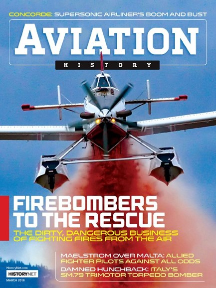 Aviation History Cover - 3/1/2018