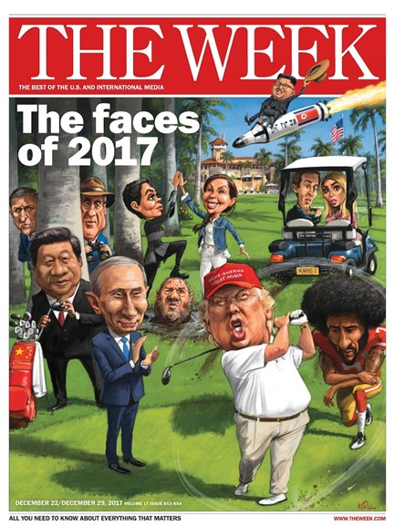 The Week Cover - 12/22/2017
