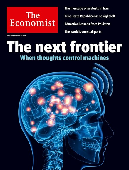 The Economist Cover - 1/6/2018