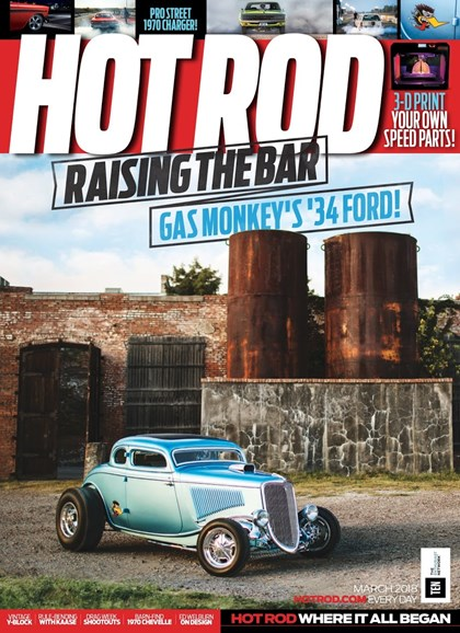 Hot Rod Cover - 3/1/2018