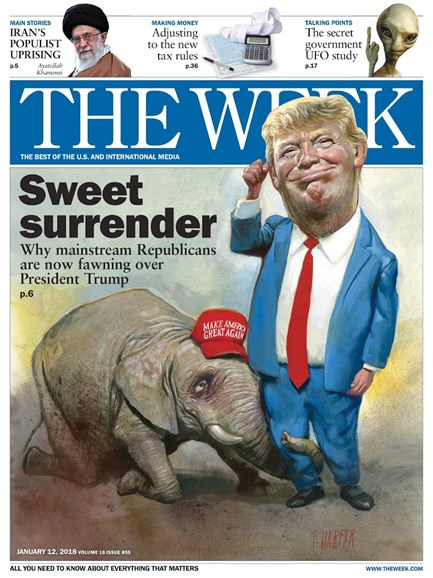 The Week Cover - 1/12/2018