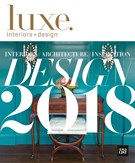 Luxe Interiors & Design 1/1/2018