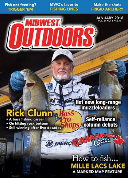 Midwest Outdoors Cover - 1/1/2018
