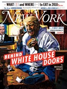 New York Magazine 1/8/2018