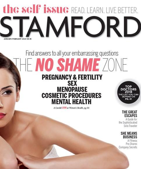 Stamford Magazine Cover - 1/1/2018