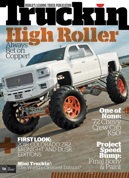 Truckin' Cover - 1/25/2018