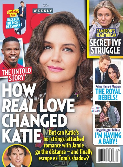 Us Weekly Cover - 1/15/2018