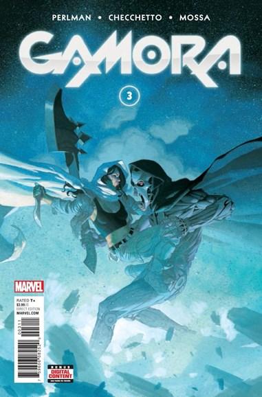 Gamora Cover - 4/1/2017