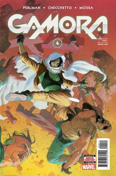 Gamora Cover - 5/1/2017