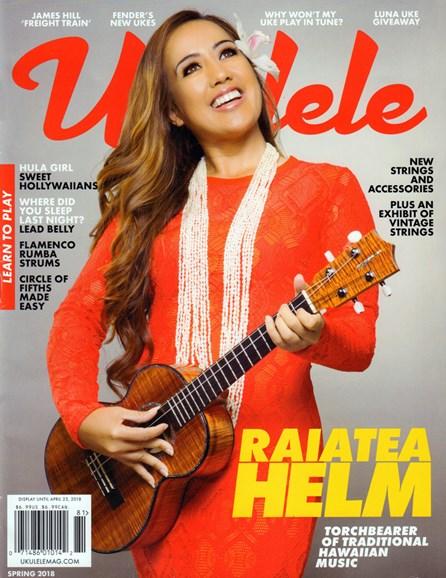 Ukulele Cover - 3/1/2018