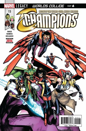 Champions   2/1/2018 Cover
