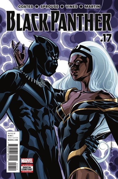 Black Panther Cover - 10/1/2017