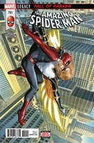 Superior Spider Man Comic 1/1/2018