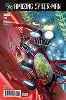 Superior Spider Man Comic 9/1/2017