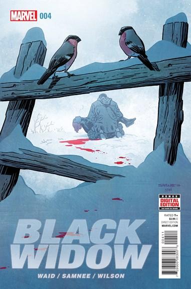 Black Widow Cover - 8/1/2016