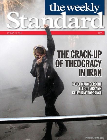 Washington Examiner Cover - 1/15/2018