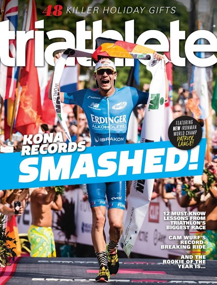 Triathlete Cover - 12/1/2017