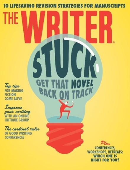 The Writer Cover - 2/1/2018