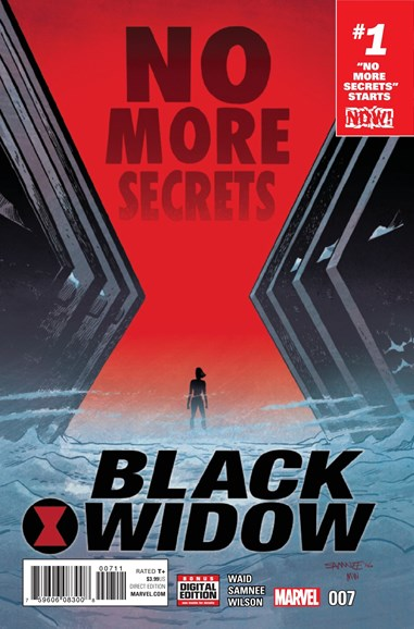 Black Widow Cover - 12/1/2016