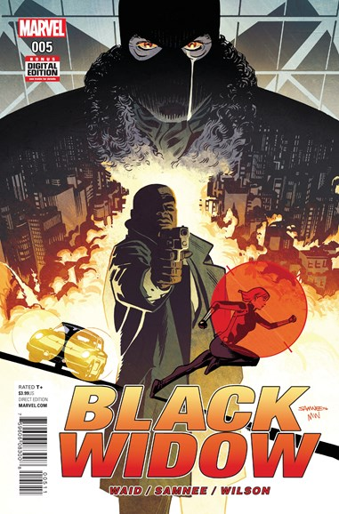 Black Widow Cover - 9/1/2016