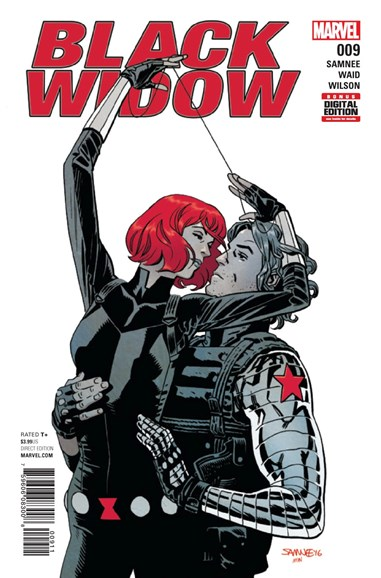 Black Widow Cover - 2/1/2017
