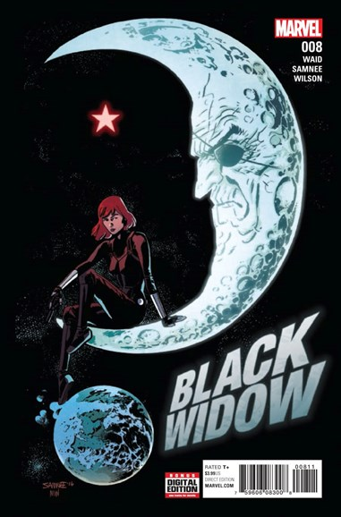 Black Widow Cover - 1/1/2017
