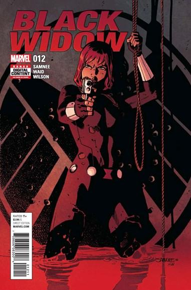 Black Widow Cover - 5/1/2017