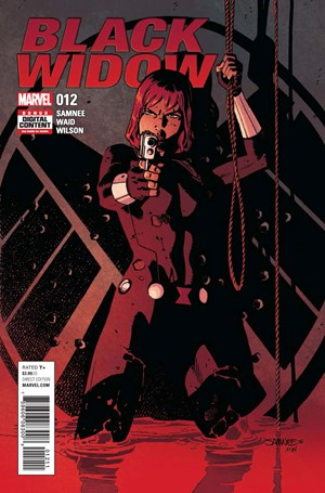 Black Widow | 5/1/2017 Cover