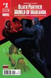 Black Panther: World of Wakanda   1/1/2017 Cover