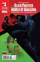 Black Panther: World of Wakanda 1/1/2017