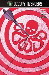 Occupy Avengers | 9/1/2017 Cover