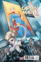 Captain Marvel Comic 2/1/2017