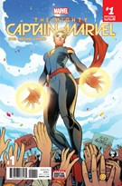 Captain Marvel Comic 3/1/2017