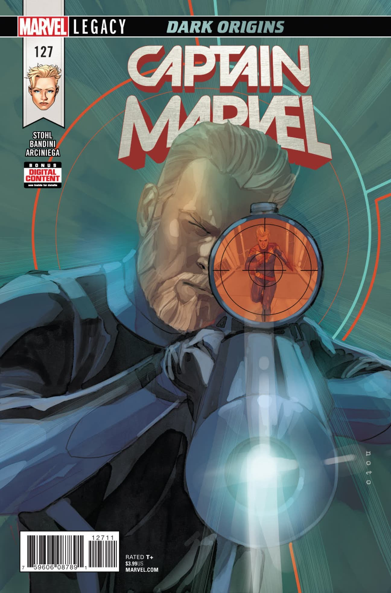 Best Price for Captain Marvel Comic Subscription