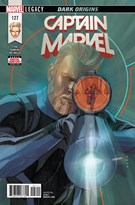 Captain Marvel Comic 2/1/2018
