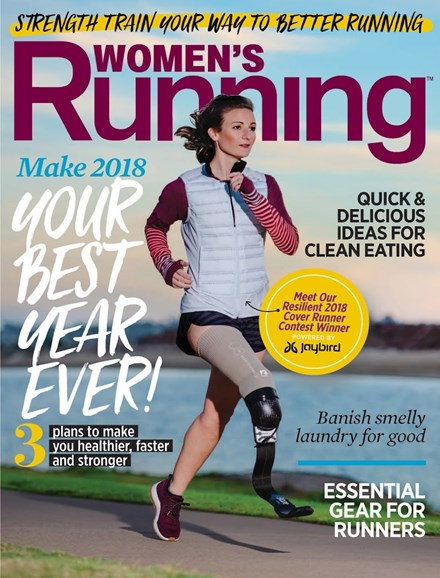 Women's Running Cover - 1/1/2018