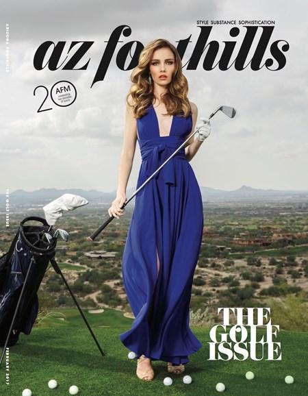 Arizona Foothills Cover - 2/1/2017