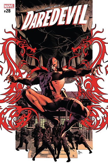 Daredevil Cover - 12/15/2017