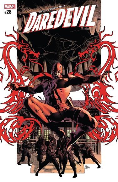Daredevil Cover - 12/15/2017