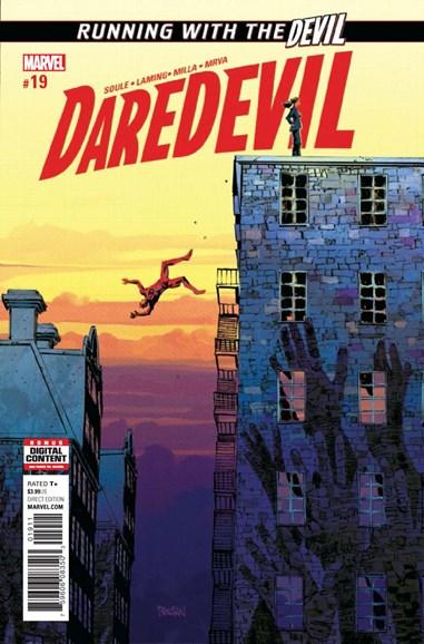 Daredevil Cover - 6/1/2017