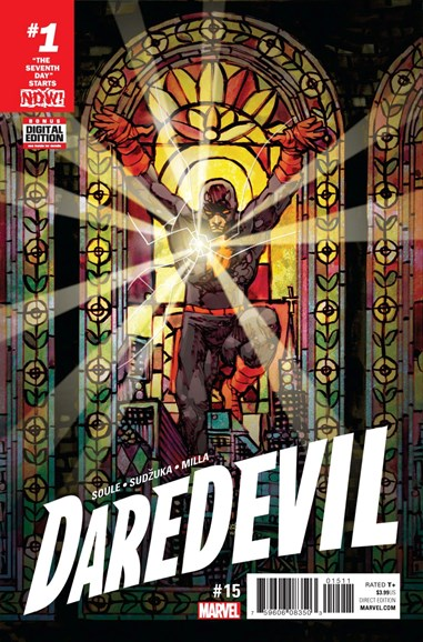 Daredevil Cover - 3/1/2017